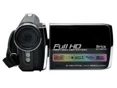 Harga Hemat Brica Dv H6 Camcorder Fullhd Max 16 Mp Hitam