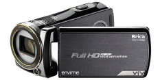 Jual Beli Brica Envime Viv 1 Pro Dual Lens Optical Zoom Touch Screen Hitam Indonesia