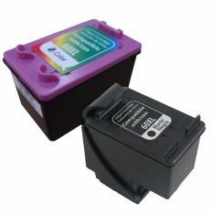 Brightspot 2 Hp 60 Hp 60 Warna Compatible Ink Cartridges For Hp Deskjet Printer Dki Jakarta Diskon