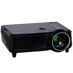 Brilens BL960 LED 20,000 Jam Portable Ekonomi Multimedia Proyektor LCD-Intl