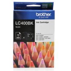 BROHER INK CARTRIDGE LC 400 BLACK