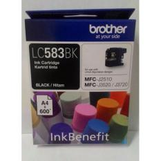 Diskon Brother Cartridge Lc 583 Black Branded