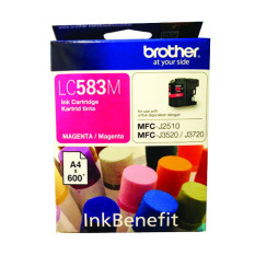Review Brother Cartridge Lc583 Magenta Brother