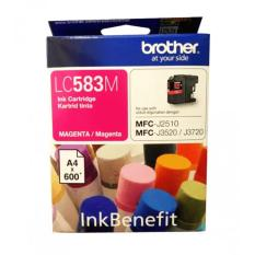Top 10 Brother Cartridge Lc583 Magenta Ink Original Online