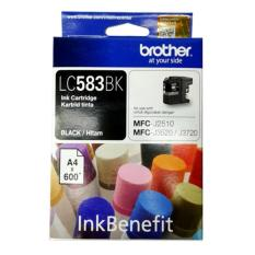 Brother LC-583 Black Ink Cartridge
