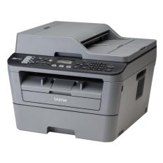 Brother MFC-L2700DW Mono Laser Multifunction Printer with Duplex, Wifi & Fax Grey