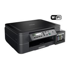 Brother Printer Inkjet Multifungsi DCP-T510W Wireless - Hitam