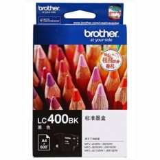 Toko Brother Tinta Printer Lc 400 Hitam Brother Online