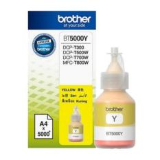 BROTHER INK CARTRIDGE BT 5000 YELLOW