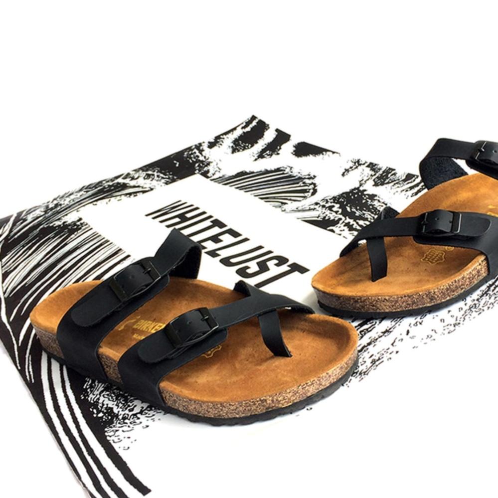 Brown X Black Birkenstock Mayari Premium Sandal