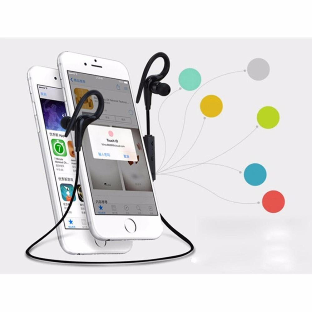 Toko Bt 1 Nirkabel Bluetooth Headphone Hifi Dj Earhook Earphone Dengan Mikrofon Untuk Sport Menjalankan Headset Handsfree Untuk Ios Android Intl Lengkap