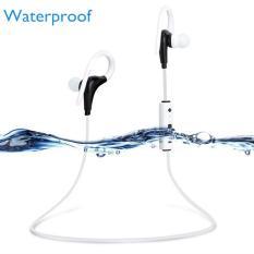 Toko Headset Nirkabel Bluetooth Bt 1 Stereo Blutooth Sport Nirkabel Dalam Telinga Memantau Kebisingan Membatalkan Handsfree Headset Putih Intl Terlengkap Di Tiongkok