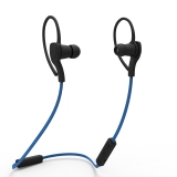 Beli Bt H06 Suara Tunas Bluetooth Earbud Headphone Olahraga Nirkabel Dengan 6 Jam Waktu Panggilan Untuk Menjalankan Latihan Gym Olahraga Headset Dengan Mic Biru Secara Angsuran