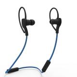 Pusat Jual Beli Bt H06 Suara Tunas Bluetooth Earbud Headphone Olahraga Nirkabel Dengan 6 Jam Waktu Panggilan Untuk Menjalankan Latihan Gym Olahraga Headset Dengan Mic Biru Tiongkok