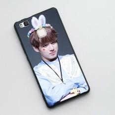 BTS JUNGKOOK Kpop 1 Perlindungan Kasus Telepon Berkualitas Tinggi Soft TPU Case Cover untuk Huawei P9 Lite-Intl