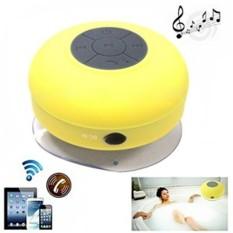 BTSpeaker Waterproof Bluetooth Shower Speaker BTS06-Kuning