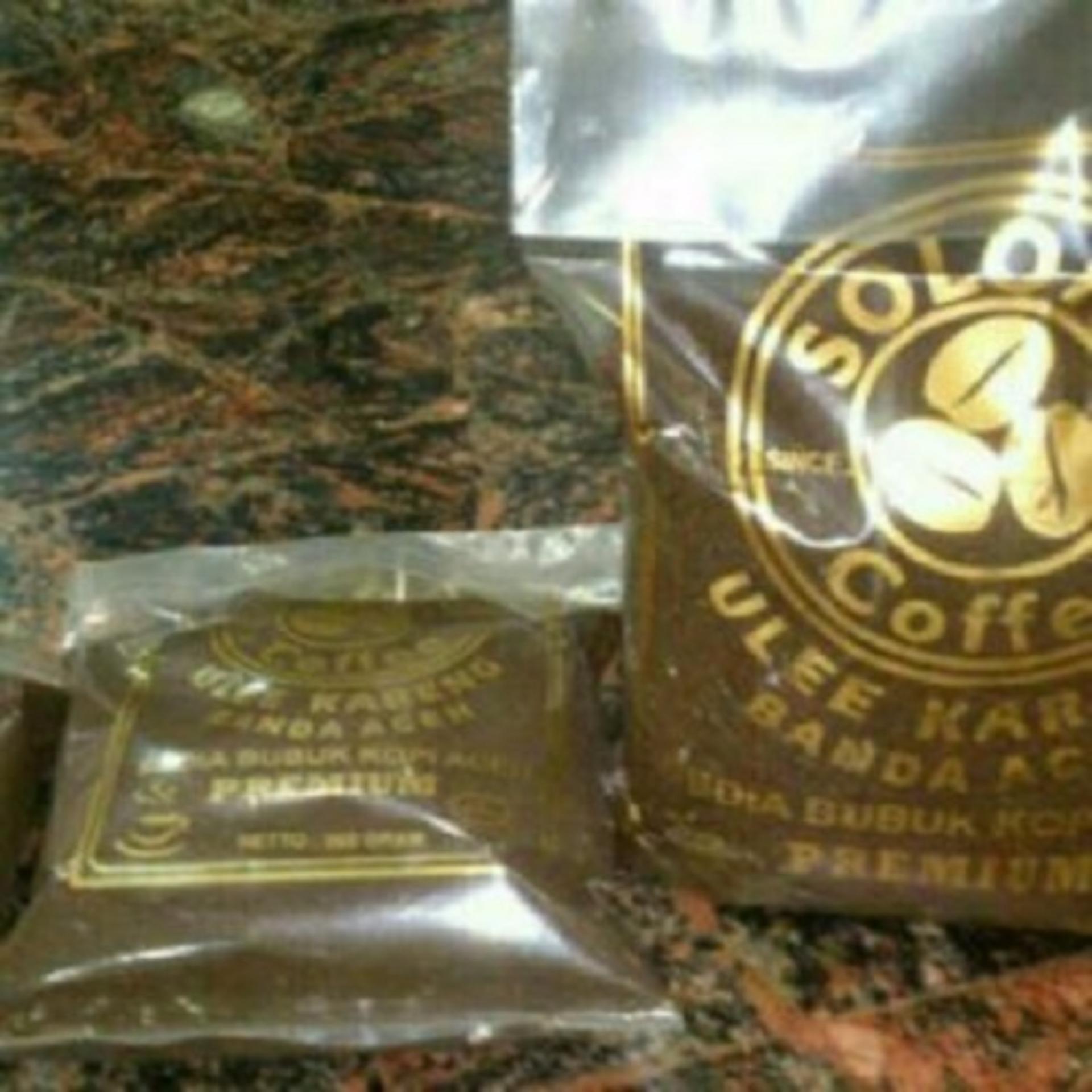 Bubuk Kopi Solong Premium 250 Gram