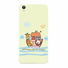 Plastik Hard Back Casing Ponsel untuk HTC Desire 610 (multicolor)