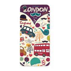 BUILDPHONE Plastic Hard Back Phone Case for Huawei Ascend G6 (Multicolor) - intl