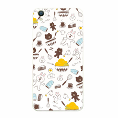 BUILDPHONE Plastic Hard Back Phone Case for Huawei Ascend G628 (Multicolor) - intl