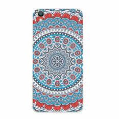 BUILDPHONE Plastik Hard Back Phone Case untuk Huawei Ascend G628 dengan Tempered Glass Screen Guards (Multicolor)-Intl