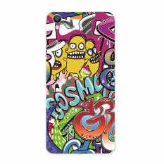 Buildphone Plastik Hard Back Casing Ponsel untuk Huawei Ascend G8 (multicolor)-Intl