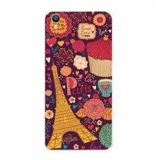 BUILDPHONE Plastic Hard Back Phone Case for Huawei Ascend G8 (Multicolor) - intl