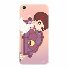 BUILDPHONE Plastic Hard Back Phone Case for Huawei Ascend P6 Mini (Multicolor) - intl