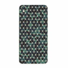 BUILDPHONE Plastik Hard Back Phone Case untuk Huawei Ascend P6 (Multicolor)-Intl