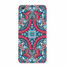 Buildphone Plastik Keras Kembali Casing Ponsel untuk Huawei Ascend Y320 (Multicolor)-Intl