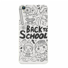 Buildphone Plastik Hard Back Casing Ponsel untuk Huawei Ascend Y635 (multicolor)-Intl