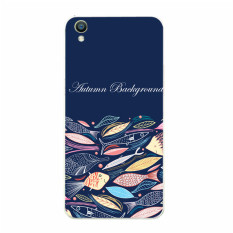 BUILDPHONE Plastik Hard Back Phone Case untuk Lenovo S856 (Multicolor)-Intl