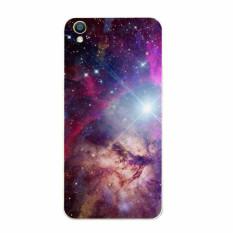 BUILDPHONE Plastik Hard Back Phone Case untuk LG F60/LS660 (Multicolor)-Intl