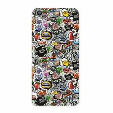 Buildphone Plastik Hard Back Casing Ponsel untuk LG T375 (multicolor)-Intl