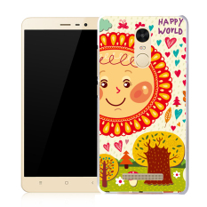 TPU Sof Casing Ponsel untuk Htc Butterfly 2 (multicolor)