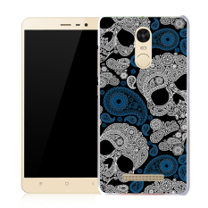 TPU Sof Phone Case for HTC Desire 520 (Multicolor)