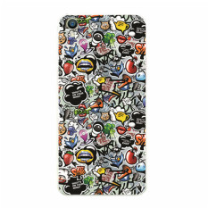 TPU Soft Casing Ponsel untuk Htc Butterfly 2 (multicolor)