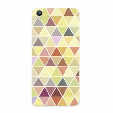 Buildphone TPU Soft Casing Ponsel untuk Lenovo A536 (multicolor)-Intl