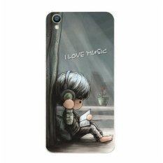 BUILDPHONE TPU Soft Phone Case for LG Bello II (Multicolor) - intl