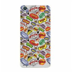 BUILDPHONE TPU Soft Phone Case untuk LG Bello II (Multicolor)-Intl