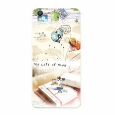 Buildphone TPU Sarung Lunak Browser untuk LG G Flex 2/Vu4/F510 (Multicolor)-Intl