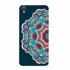 BUILDPHONE TPU Soft Casing Ponsel untuk Nokia Lumia 520 (Multiwarna)-Intl-Intl