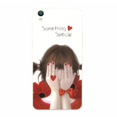 BUILDPHONE TPU Soft Phone Case untuk Sony C3/S55U (Multicolor)-Intl
