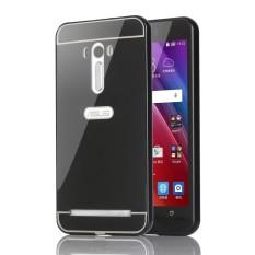 Bumper For Asus Zenfone GO 4,5' 2 in 1 Slide Mirror Backcase Metal Case Cover Aluminium Hardcase Ca
