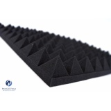 Review Toko Busa Pyramid Wedge Foam Peredam Suara Ruangan Home Teater 50 X 50 X 5Cm