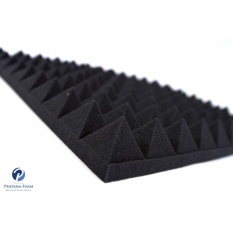 Harga Busa Pyramid Wedge Foam Peredam Suara Ruangan Home Teater 50 X 50 X 5Cm Terbaru