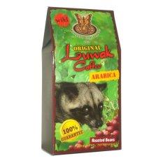 Harga Butterfly Globe Luwak Arabica Coffee Roasted Bean 50 G Terbaru