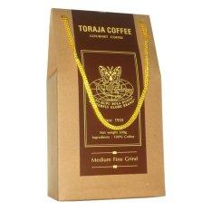 Harga Butterfly Globe Toraja Coffee Tas Medium Fine Grind 200 Gr Yang Murah
