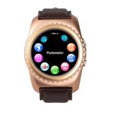 Beli 1 Mendapatkan Gratis 1, Bluetooth Smart Watch GSM Smart Watch untuk Android IOS Fastion Top Kualitas Bluetooth Sepenuhnya Kompatibel dengan Andrews Smartphone- INTL