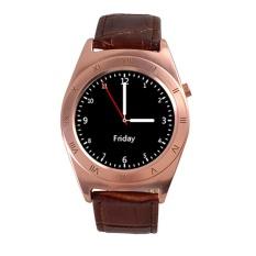 Beli 1 Mendapatkan Gratis 1, Smart Watch Mtk6261 Bluetoothdigital LCD Pedometer Monitor Tidur Kulit Band Smartwatch untuk IOS Android-Intl